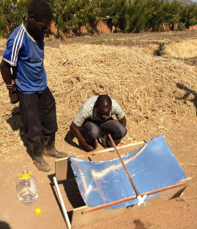 hoh-solar-trough-test